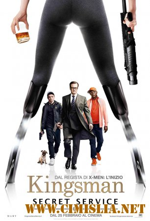 Kingsman: ��������� ������ / Kingsman: The Secret Service [2014 / HDRip]
