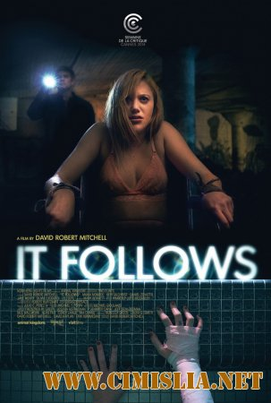 Оно / It Follows [2014 / HDRip от Scarabey | Лицензия]