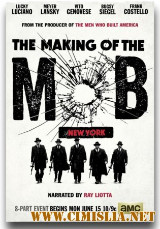 �������� �����: ���-���� / The Making of the Mob: New York [01x01-03 �� 08]  [2015 / HDTVRip]