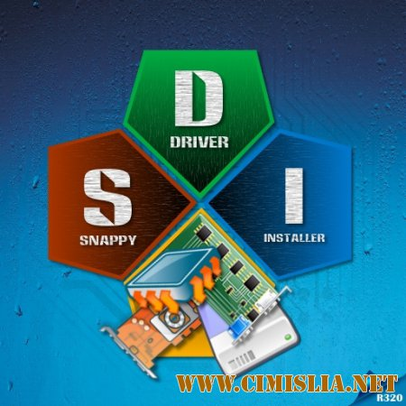 Snappy Driver Installer R468 [Драйверпаки 16072] [2016 / PC / RUS / ENG / MULTi]