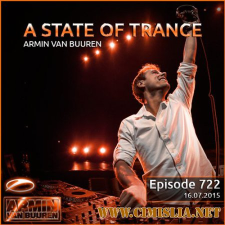 Armin van Buuren - A State Of Trance 722 [2015 / MP3 / 320 kb]