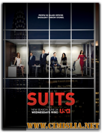 ����-������ / Suits [S05] [2015 / WEB-DLRip]