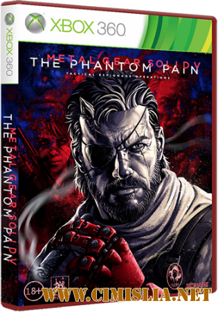 Metal Gear Solid V: The Phantom Pain [L] [2015 / RUS / ENG / MULTi8]
