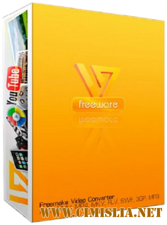 Freemake Video Converter 4.1.9.26 Final [Repack] [2016 / RUS / ENG / MULTi]