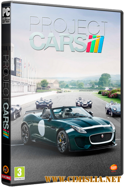 Project CARS: Game of the Year Edition [RePack] [2015 / RUS / ENG]