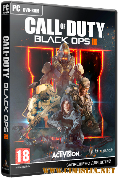 Call of Duty: Black Ops 3 - Digital Deluxe Edition [RePack] [2015 / ENG / RUS]