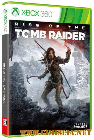 Rise of the Tomb Raider [L] [2015 / RUS]