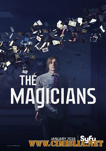 ���������� / The Magicians [01x01-03 �� 10] [2016 / HDTVRip]