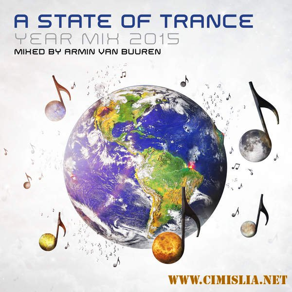 A State Of Trance Year Mix 2015 [Mixed By Armin Van Buuren] [2015 / MP3 / 320 kb]