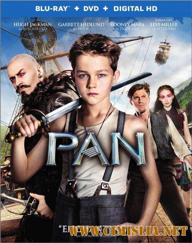 ���: ����������� � ��������� / Pan [2015 / HDRip | ��������]