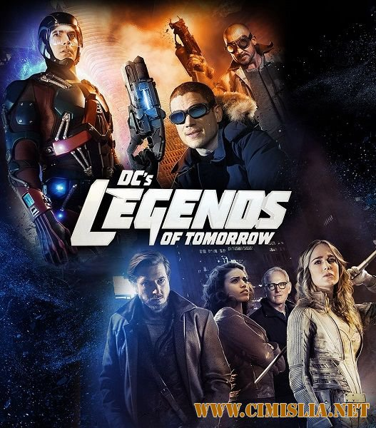 ������� ����������� ��� / DC's Legends of Tomorrow [01�01-13 �� 16] [2016 / WEB-DLRip]