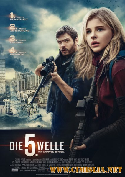 5-� ����� / The 5th Wave [2016 / BDRip | ��������]