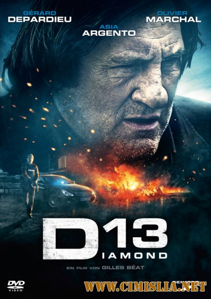 Отдел 13 / Diamant 13 [2009 / HDRip]