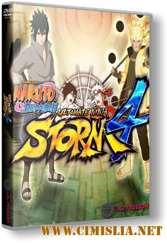 NARUTO SHIPPUDEN: Ultimate Ninja STORM 4 - Deluxe Edition [RePack] [2016 / MULTi / ENG / RUS]