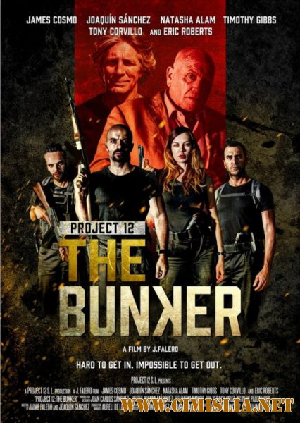 Проект 12: Бункер / Project 12: The Bunker [2016 / DVDRip]