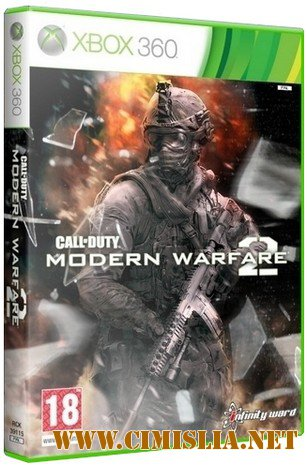 Call of Duty: Modern Warfare 2 [L] [2009 / RUS]