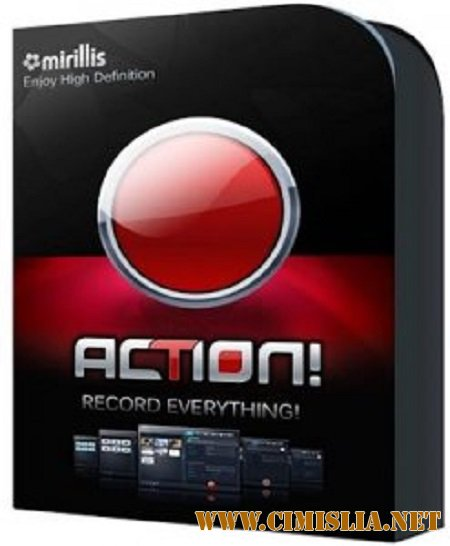 Mirillis Action! 1.30.0.0 [RePack] [Multi/Ru]
