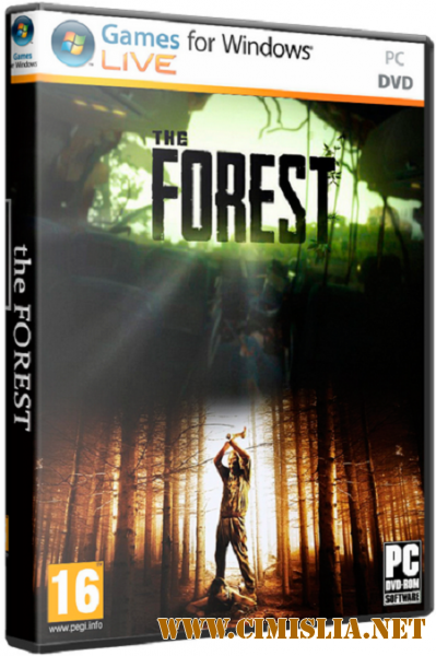 The Forest [v.0.39d] [RePack] [2014 / PC / ENG]