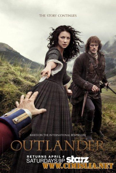 ����������� / Outlander [02�01-07 �� 13] [2016 / WEB-DLRip]