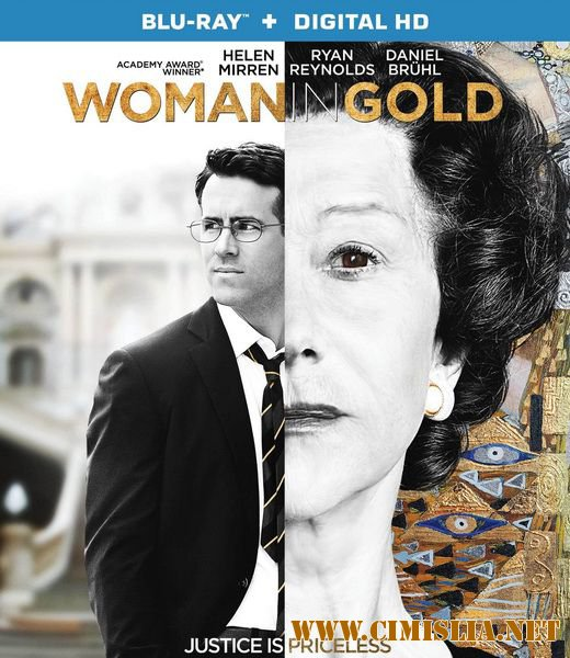 ������� � ������� / Woman in Gold  [2015 / BDRip]