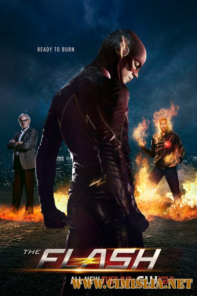 ���� / The Flash [S01-02] [2014-2016 / WEB-DLRip]