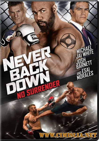 ������� �� �������� 3 / Never Back Down: No Surrender [2016 / HDRip]