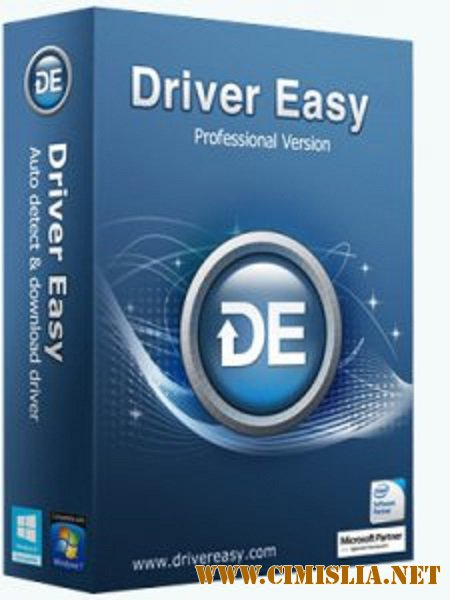 DriverEasy Professional 5.0.7.3966 [RePack & Portable] [ENG / MULTi]