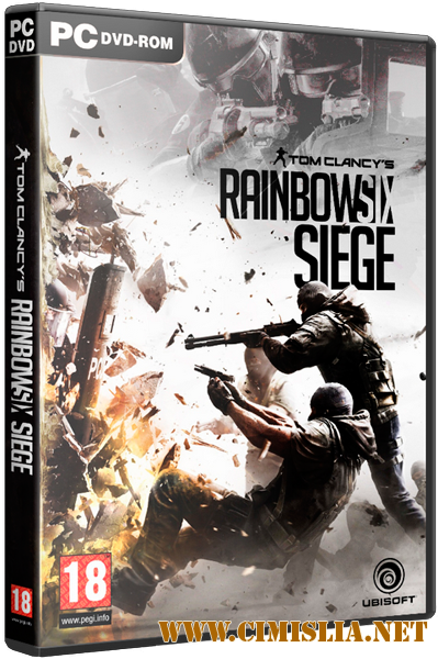 Tom Clancy's Rainbow Six: ����� / Tom Clancy's Rainbow Six Siege [Update 24 + 3 DLC] [RePack] [2015 / RUS]