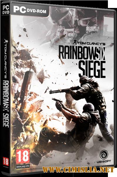 Tom Clancy's Rainbow Six: ����� / Tom Clancy's Rainbow Six Siege [Update 19 + DLC] [RePack] [2015 / RUS]