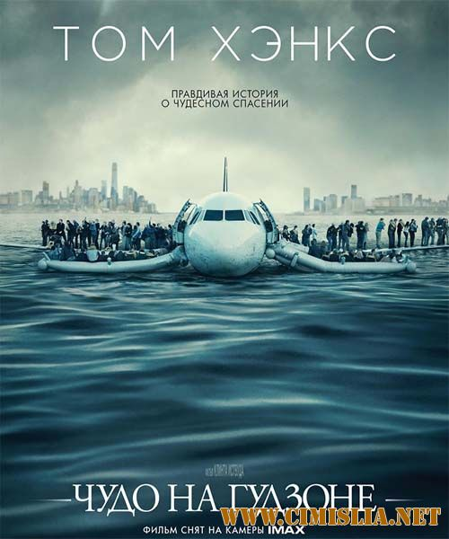 Чудо на Гудзоне / Sully [2016 / HDRip | Лицензия]