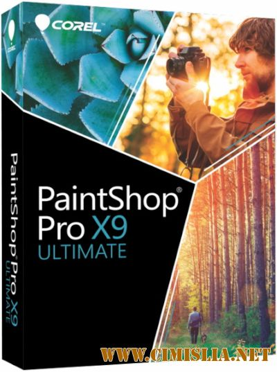 Corel PaintShop Pro X9 Ultimate 19.0.2.4 + Content Pack [RePack] [2016 / EMG / RUS / MULTi]