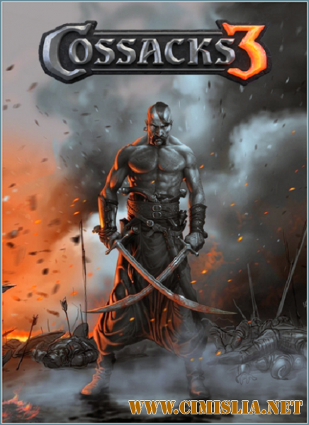 Казаки 3 / Cossacks 3 [Update 8] [RePack] [2016 / PC / RUS / ENG]