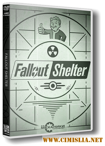 Fallout Shelter [v 1.8.0] [RePack] [2016 / RUS / ENG]