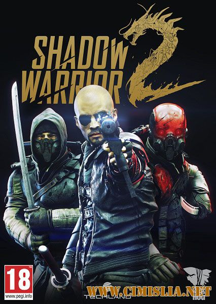 Shadow Warrior: Special Edition [v 1.5.0] [RePack] [2013 / RUS / ENG / MULTi]