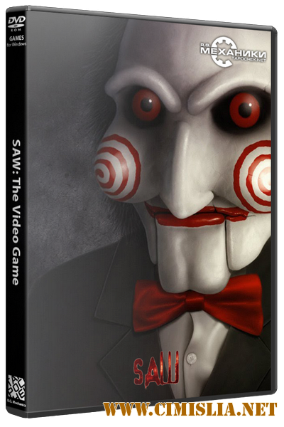Saw: The Video Game [RePack] [2009 / RUS / ENG]
