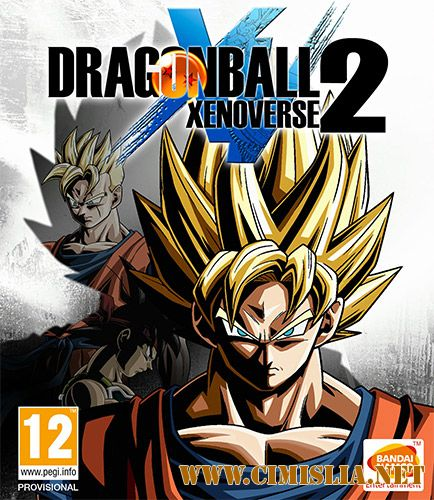 Dragon Ball: Xenoverse 2 [Update 1 + 3 DLC] [RePack] [2016 / MULTi / ENG / RUS]