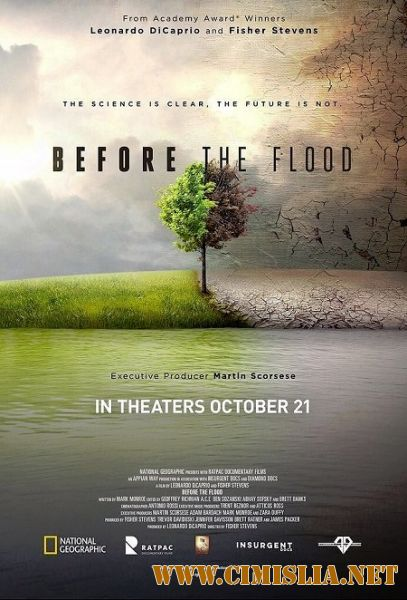 National Geographic. Спасти планету / Before the Flood [2016 / WEBRip]
