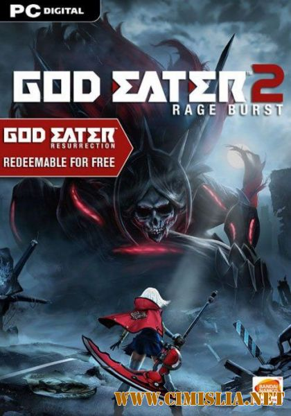 God Eater: Resurrection [RePack] [2016 / RUS / ENG]