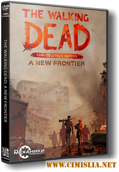 The Walking Dead: A New Frontier - Episode 1-2 [RePack] [2016 / ENG / RUS]