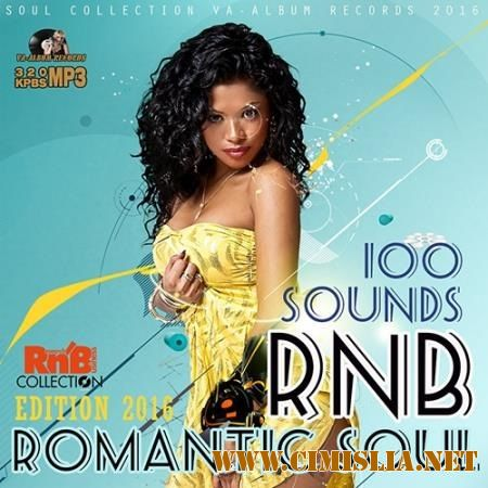 Romantic Soul RnB [2016 / MP3 / 320 kb]