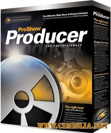 Photodex ProShow Producer 8.0.3648 [+ Effects] [Portable] [2017 / ENG / RUS]