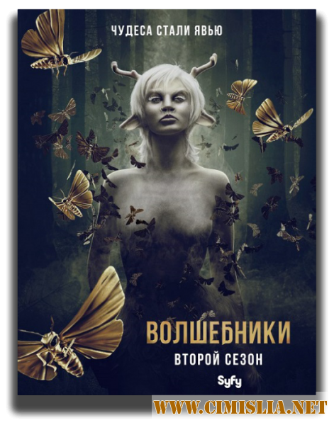 Волшебники / The Magicians [02x01-13 из 13] [2017 / WEB-DLRip]