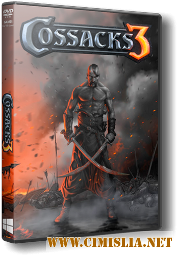 Казаки 3 / Cossacks 3 [Repack] [2016 / MULTi / ENG / RUS]