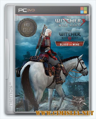 Ведьмак 3: Дикая Охота / The Witcher 3: Wild Hunt - Game of the Year Edition [Repack] [2015 / RUS / ENG]