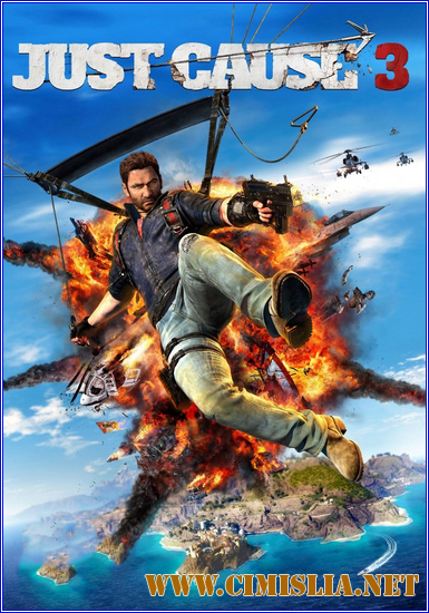 Just Cause 3: XL Edition [RePack] [2015 / MULTi / ENG / RUS]