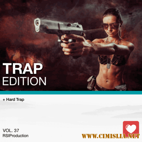 I Love Music! - Trap Edition Vol. 37 [2017 / MP3 / 320 kb]