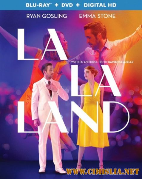Ла-Ла Ленд / La La Land [2016 / BDRip | Лицензия]