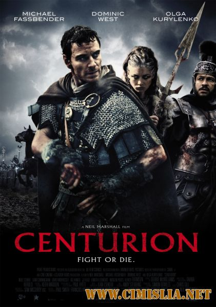 Центурион / Centurion [2010 / BDRip | Лицензия]