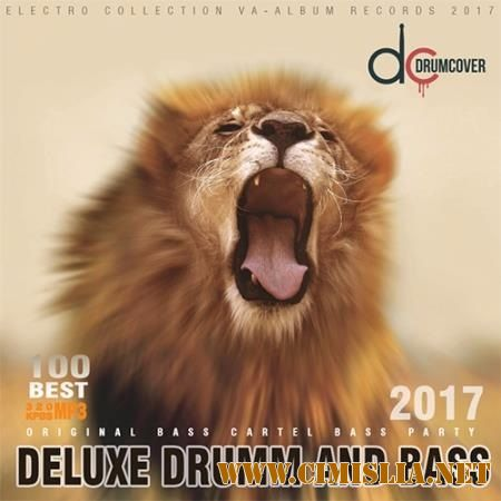 Deluxe Drumm And Bass [2017 / MP3 / 320 kb]