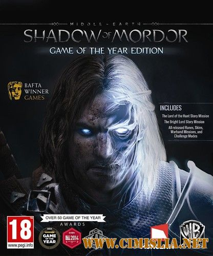 Middle-Earth: Shadow of Mordor - Game of the Year Edition [Ultra HD Textures Pack] [2014]